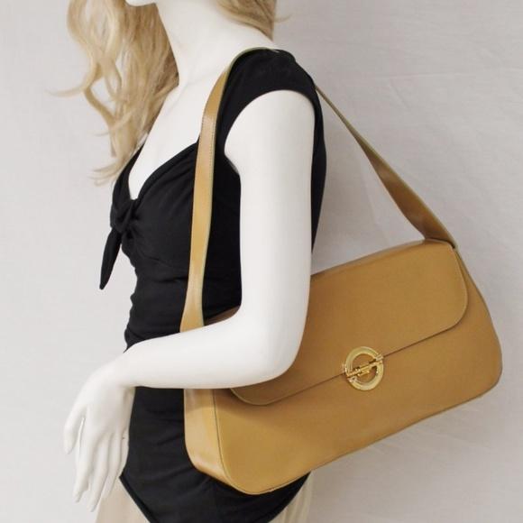 07eb241b2eca Tosca Blu Italian Leather Shoulder Bag